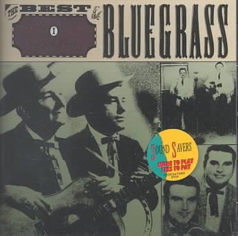 BEST OF BLUEGRASS:STANDARDS (CD)