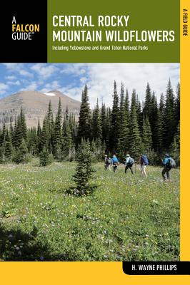 Central Rocky Mountain Wildflowers By Phillips, H. Wayne